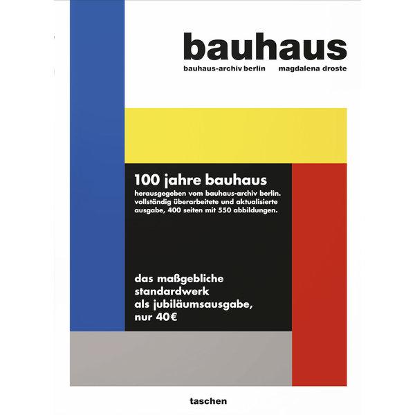 taschen verlag bauhaus 1919 -1933   updated ed., englisch