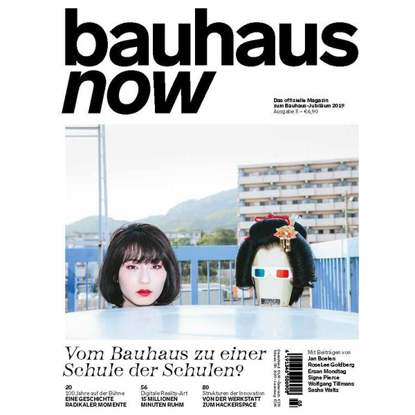 bauhaus now #3 | deutsch