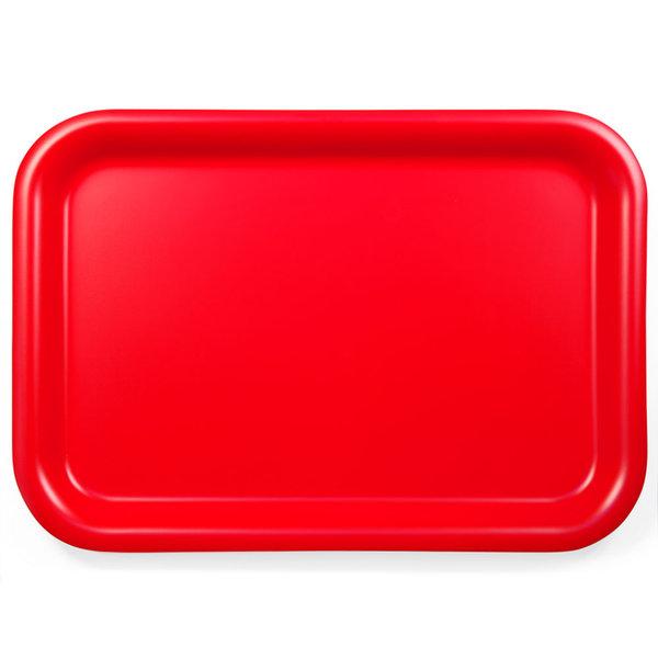 david mellor tablett aus weidensperrholz | rot – design corin mellor