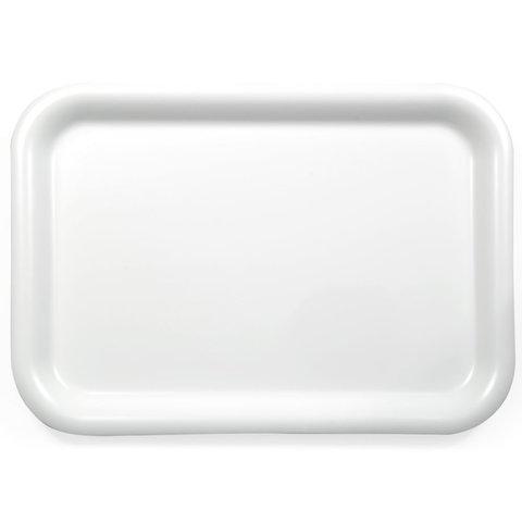 tablett aus weidensperrholz | weiß