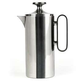david mellor french press david mellor | 1,0 l, grauer griff