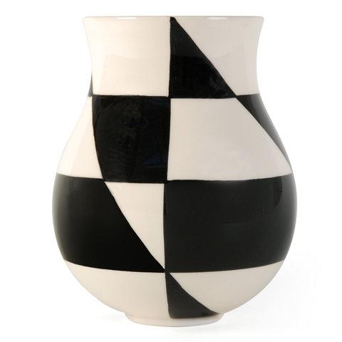 vase hedwig bollhagen   ritz dekor - vase 341 dekor 311