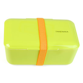 takenaka bento box | einfach, grün