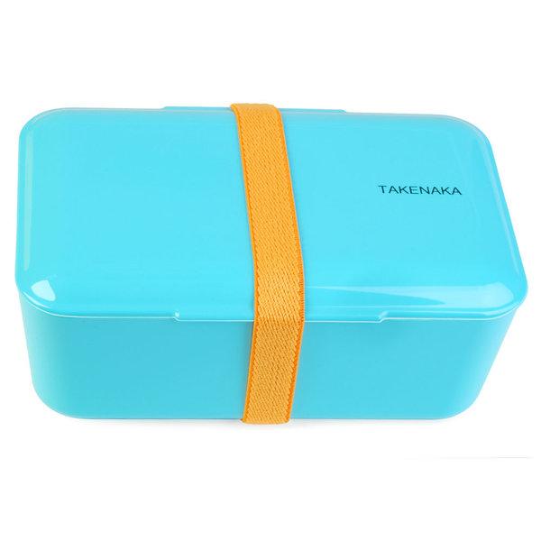 takenaka bento box | einfach, hellblau