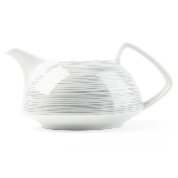 rosenthal tac milchkännchen stripes - design walter gropius + katherine de sousa