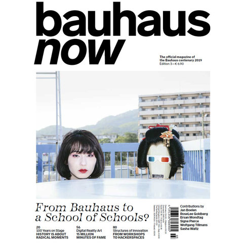 bauhaus now #3 | english