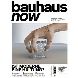 bauhaus-kooperation bauhaus now #1 | deutsch