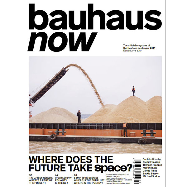 bauhaus now #2 | english