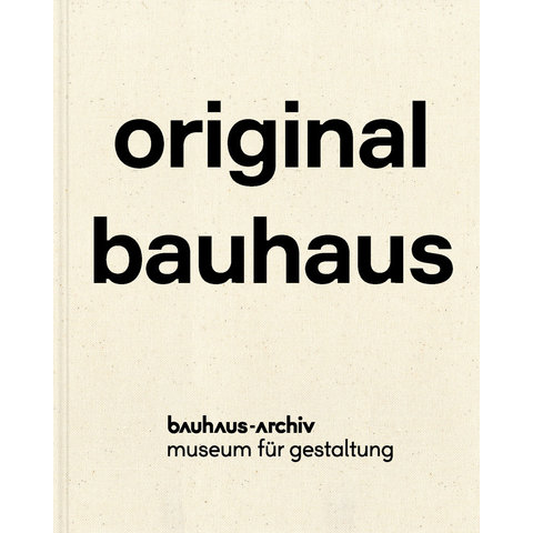 original bauhaus katalog | deutsch