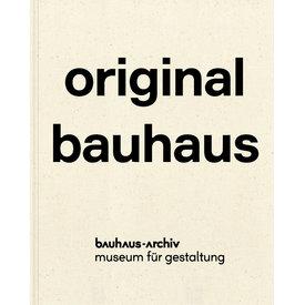 original bauhaus katalog | englisch