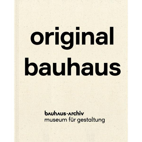 bauhaus-archiv original bauhaus katalog | englisch