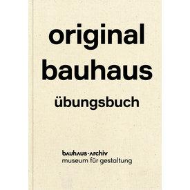 original bauhaus übungsbuch | deutsch