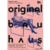 poster original bauhaus | frau mit maske - design l2m3
