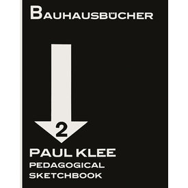 lars müller publishers reprint: klee: pedagogical sketchbook | english edition