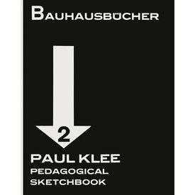 lars müller publishers reprint: klee: pedagogical sketchbook | english edition