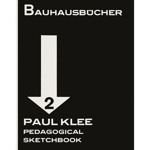 reprint: klee: pedagogical sketchbook | english edition