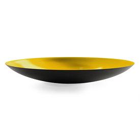 normann copenhagen krenit teller 16 cm | goldfarben