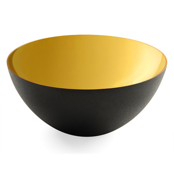 normann copenhagen krenit schale 12,5 cm | goldfarben