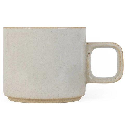 hasami tasse   hellgrau glasiert
