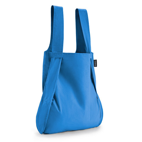 notabag tasche+rucksack   blau