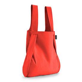 notabag notabag tasche+rucksack | rot
