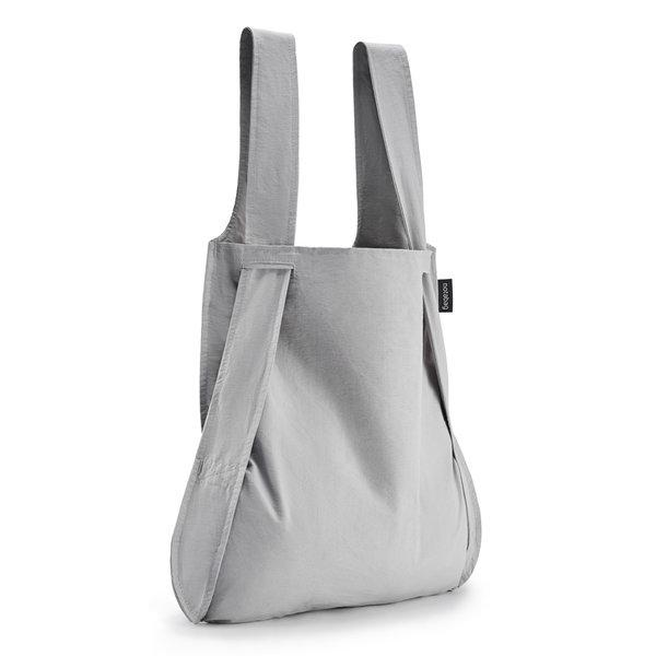 notabag notabag tasche+rucksack | grau