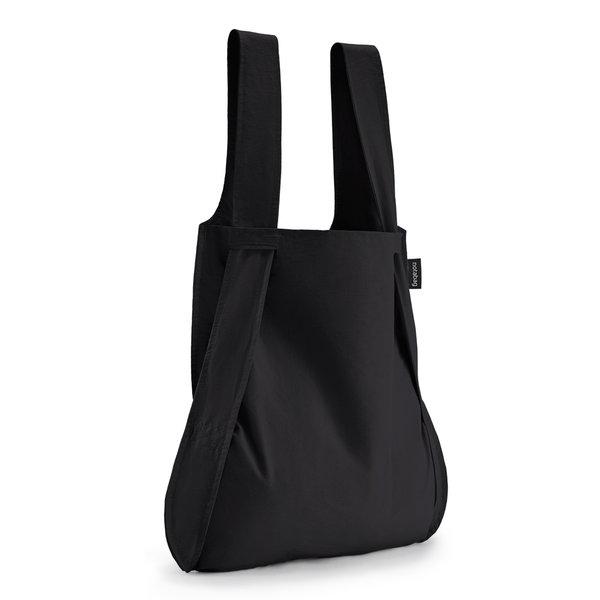 notabag notabag tasche+rucksack | schwarz