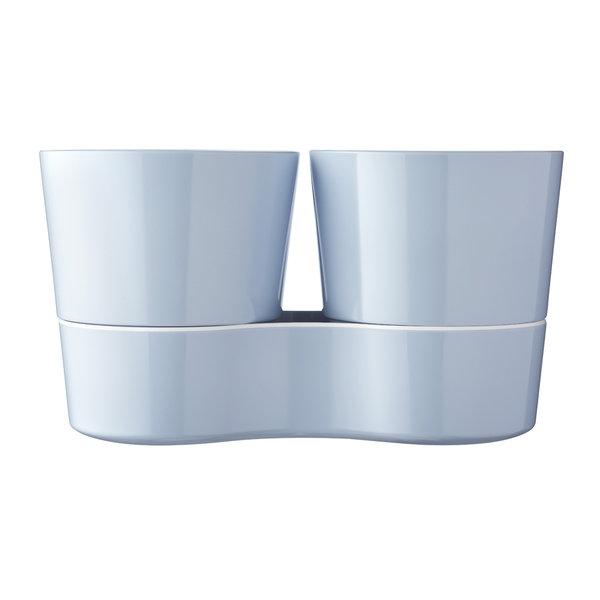 mepal hydro kräutertopf twin - design mepal