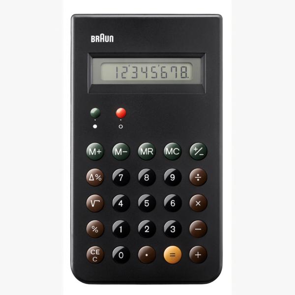 braun braun bne0001 taschenrechner schwarz