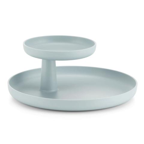 rotary tray | eisgrau