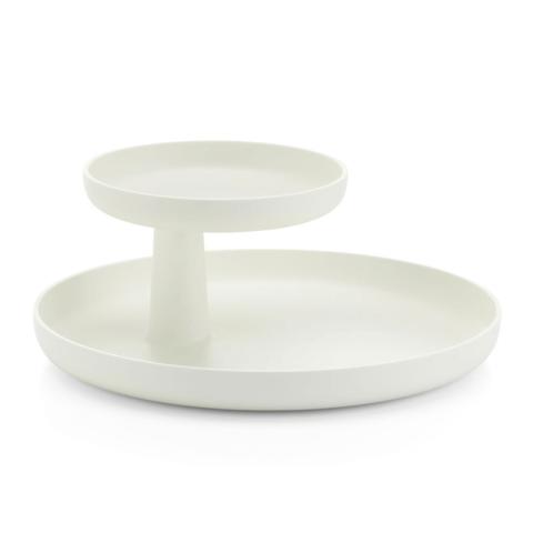 rotary tray | weiß
