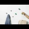 coat dots, 3er set gaderobenhaken | rot – design hella jongorius