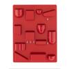 uten.silo 2 | rot - design dorothee becker