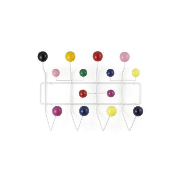 vitra hang it all garderobe – design charles + ray eames