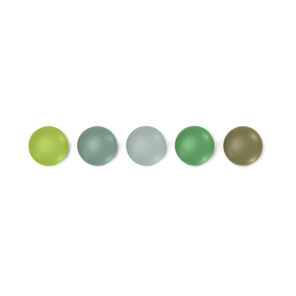 vitra magnet dot set | grün – design hella jongerius 2016