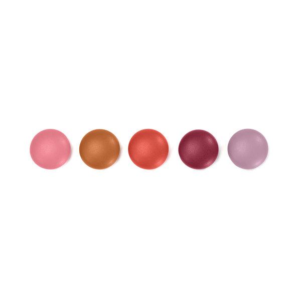 vitra magnet dot set | rot – design hella jongerius 2016
