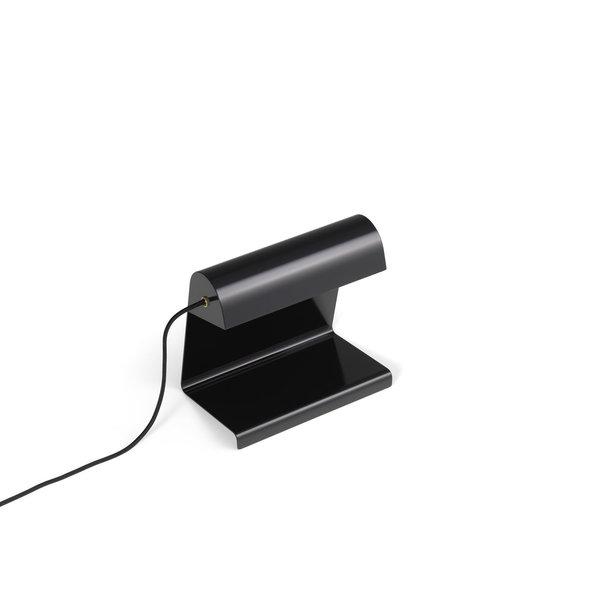 vitra lampe de bureau tischleuchte | deep black - design jean prouvé