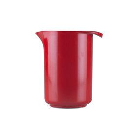 rosti margrethe rührbecher 1 l | rot