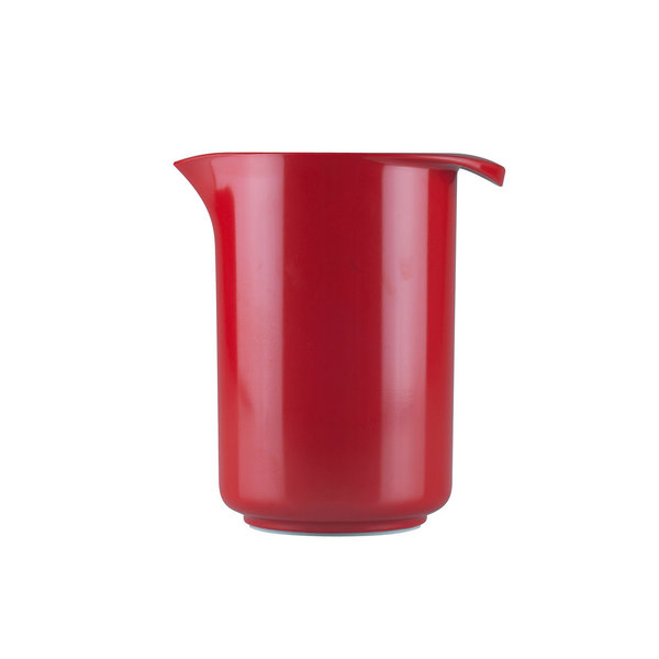 rosti margrethe rührbecher 1l | rot - design rosti