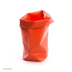 l&z roll-up behälter | 30 l, blutorange