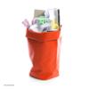 roll-up behälter | 30 l, orange – design michel charlot