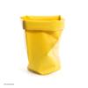 roll-up behälter | 30 l, gelb – design michel charlot