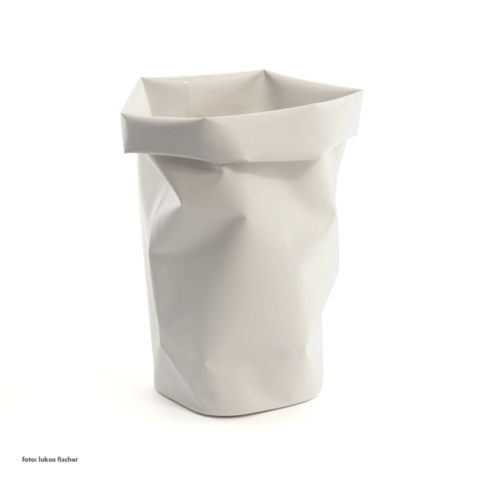 roll-up behälter | 30 l, kalkweiss