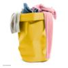 roll-up behälter   60 l, gelb – design michel charlot