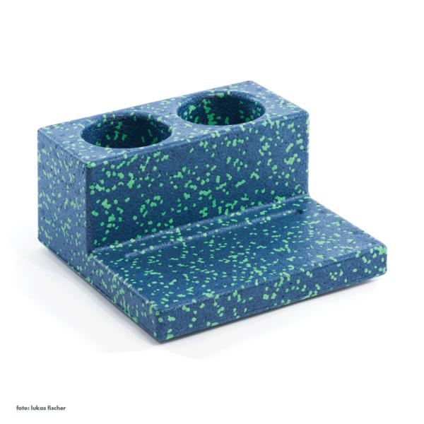 l&z unit one stifthalter | blau – design mark braun