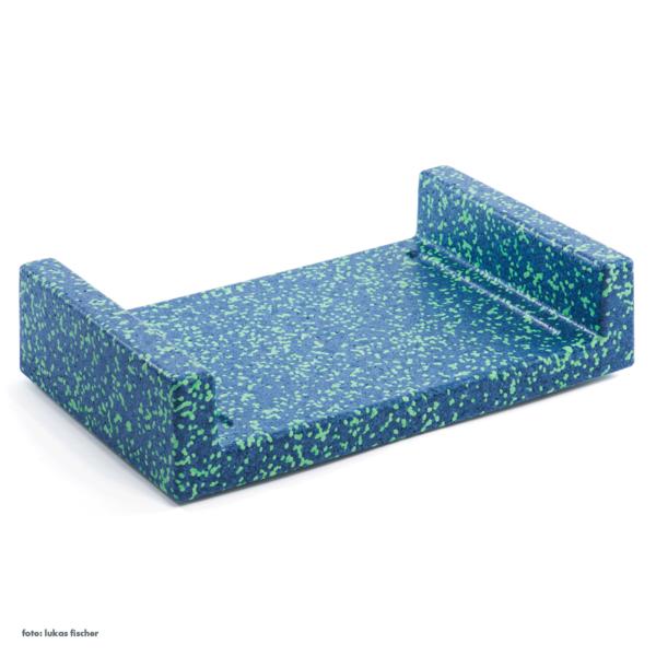 l&z unit two ablage | blau – design mark braun