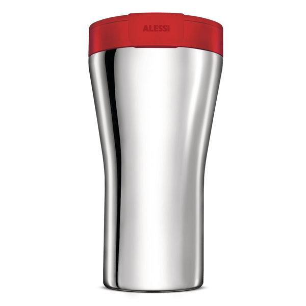 alessi caffa thermobecher – design giulio iacchetti