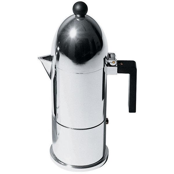 alessi la cupola espressokanne – design aldo rossi