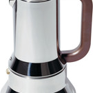 alessi 9090 espressokanne | 10 tassen – design richard sapper