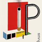 bauhaus-shop poster: zigarettenkiosk von herbert bayer
